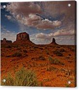 Monument Valley Desert Acrylic Print