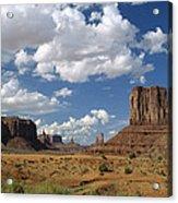 Monument Valley Navajo Tribal Park Acrylic Print