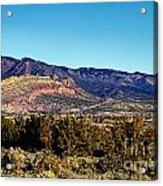 Monument Valley Region-arizona Acrylic Print