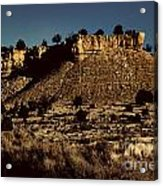 Monument Valley Region-arizona V3 Acrylic Print