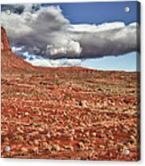 Monument Valley Ut 1 Acrylic Print