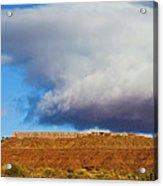 Monument Valley Ut 2 Acrylic Print