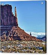 Monument Valley Ut 3 Acrylic Print