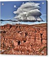 Monument Valley Ut 5 Acrylic Print