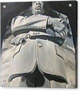 Monumental King Acrylic Print