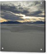 Monumental Sands Acrylic Print