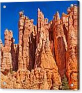 Monuments Of Time Acrylic Print
