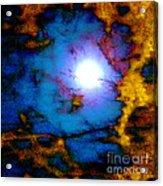 Moods Of The Moon Acrylic Print