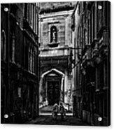Moody Venice Acrylic Print