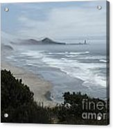 Moolack Marine 001 Acrylic Print by DDs Outdoors