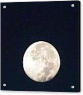 Moon 012 Acrylic Print