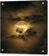 Moon In May Acrylic Print