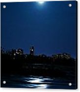 Moon Light Acrylic Print