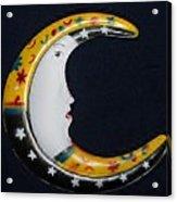 Moon Phase Acrylic Print
