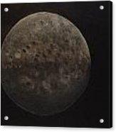 Moon Walk Acrylic Print
