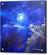 Moonglow Acrylic Print