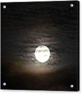 Moonlight In September Acrylic Print