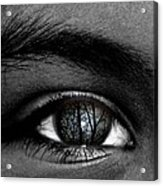 Moonlight In Your Eyes Acrylic Print