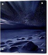 Moonlight Acrylic Print by Jorge Maia