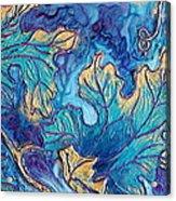 Moonlight On The Vine Acrylic Print