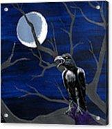 Ravenous Acrylic Print