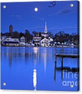 Moonrise 1 Acrylic Print
