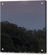 Moonrise Too Acrylic Print