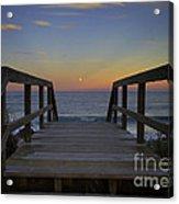 Moonrise V Acrylic Print