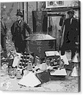 Moonshine Still Prohibition 1922 Acrylic Print