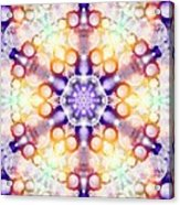 Moonstar Alpha Acrylic Print