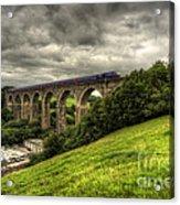 Moorswater Viaduct  Acrylic Print