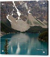 Moraine Lake - Alberta - Canada Acrylic Print