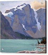 Moraine Lake Banff Acrylic Print