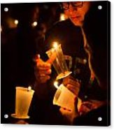 More Candles At Relay For Life Acrylic Print