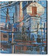 More Hopper Acrylic Print