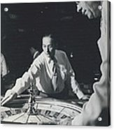 More Roulette Whereas Spin In Las Vegas Than In Monte Carlo Acrylic Print
