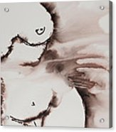 More Than Series No. 1398 Acrylic Print