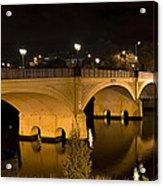 Morell Bridge Acrylic Print