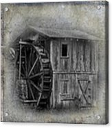 Morgan's Mill Acrylic Print