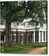 Morning At Monticello Acrylic Print