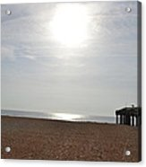 Morning At The Beach 002 Acrylic Print