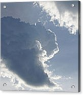 Morning Cumulus Acrylic Print