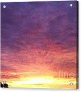 Morning Faith Acrylic Print