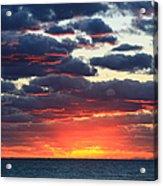 Morning Fire Acrylic Print