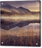 Morning In Adirondacks Acrylic Print