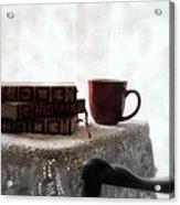 Morning Read Series 1 Acrylic Print