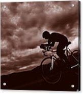 Morning Ride Acrylic Print