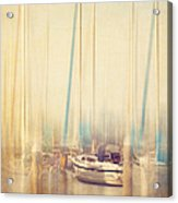 Morning Sail Acrylic Print