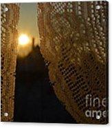 Morning Sunshine Acrylic Print