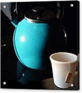 Morning Tea Two Acrylic Print